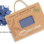 ombretto 076 bleu marine-mat