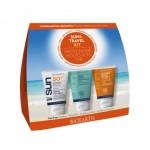 sun-travel-kit-crema-solare-50-spf-50-ml-crema-corpo-doposole-50-ml-shampoo-doccia-solare-50-ml
