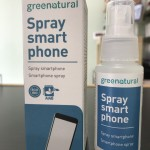 spray smartphone
